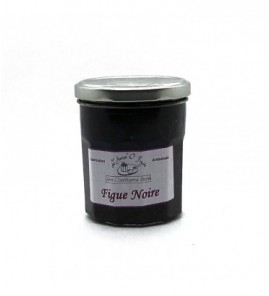 Moulin de la Garrigue - Épicerie fine - Confiture Figue noire