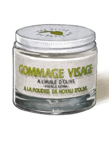 Gommage Visage - OLIVE EN PROVENCE