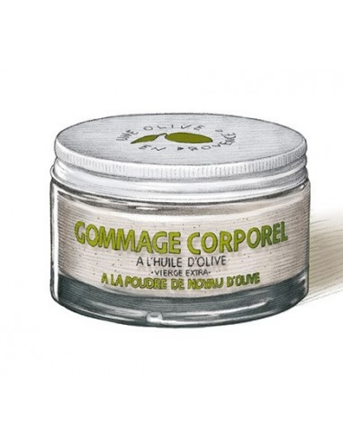 Gommage Corps - OLIVE EN PROVENCE