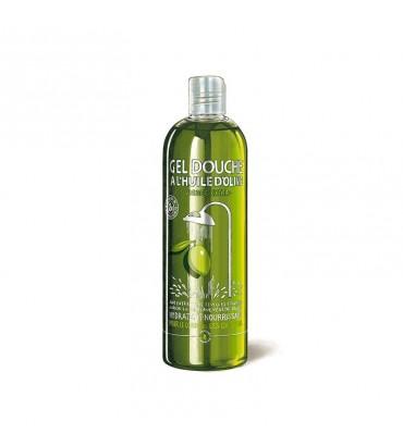 Moulin de la Garrigue - Cosmétique - Gel douche 500 ml - Une Olive en Provence