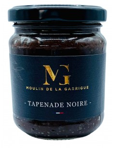 Tapenade Olive Noire