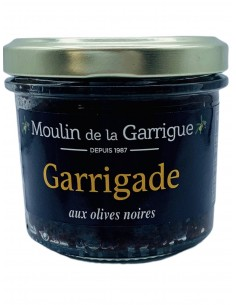 Garrigade Olive Noire