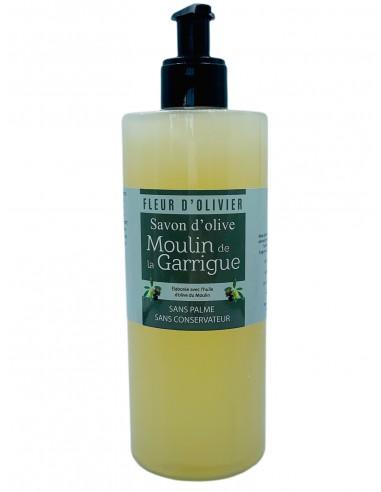 Savon Liquide Fleur d'olivier 500ml