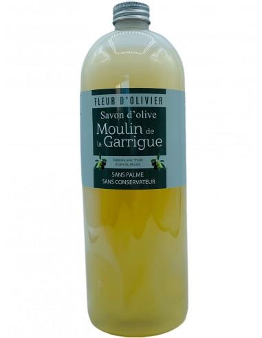 Savon Liquide Fleur d'olivier 1L