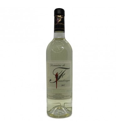 Moulin de la Garrigue - Vin - L'Envol de Familongue Blanc
