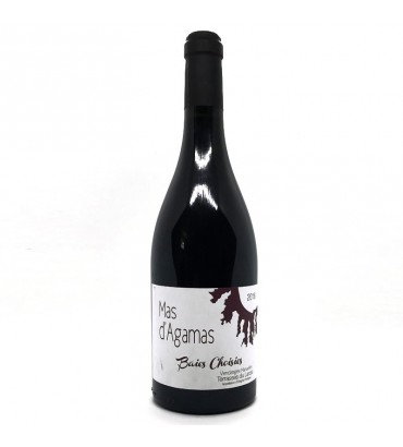 Moulin de la Garrigue - Vin - Baies Choisies Rouge - Mas d'Agamas