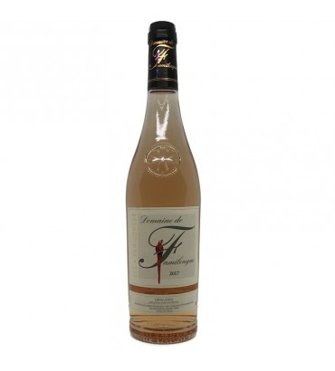 Moulin de la Garrigue - Vin - Été à Familongue Rosé