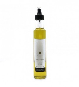 Moulin de la Garrigue - Huile - Huile d'olive Spray 25 cl